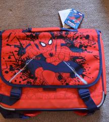 Spiderman školska torba American Tourister NOVO
