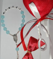 Krunica desetica, personalizirani nakit