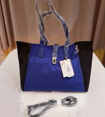 Carpisa plavo crna torba - NOVO