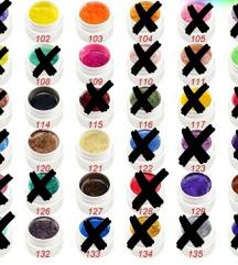 gelovi u boji