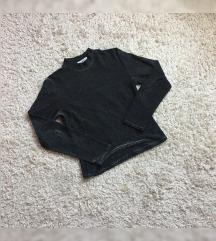 Prozirna sljokicasta majica