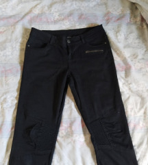 Esmara biker crne traperice/hlače