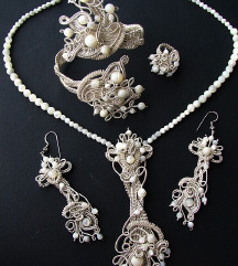 Wedding ) nakit uz vjenčanicu