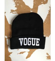Vogue ženska zimska kapa