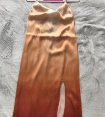 Slip haljina s prorezom