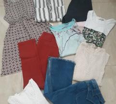 Poklanjam: lot odjeće