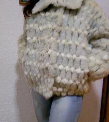 Bunda pravo ovčja vuna L