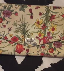 šarena pismo torbica