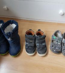 Cizme, patike, papuce, decko 24