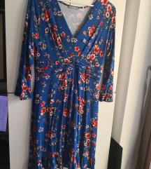 Orsay pamučna cvjetna haljina
