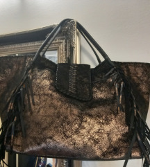 REZZ-Desigual ogromnaaa torba