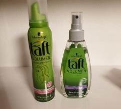 Taft za učvršćivanje i volumen kose