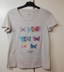 Tom Tailor ženska majica s leptirima