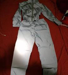 reflektirajuci komplet hlace i jakna