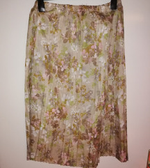 Ljetna plisirane suknja