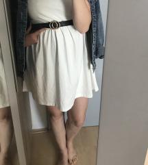 Nova bijela tunika/haljina Mango