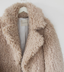 Esprit teddy coat