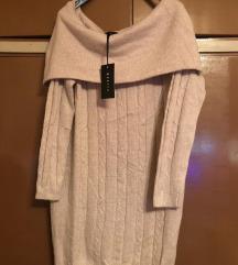 MOHITO pletena haljina/tunika XL