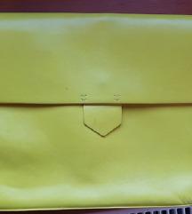 Zara žuto pismo torba