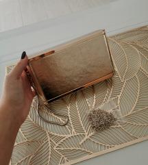 Parfois zlatna torbica