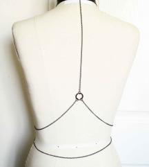 Body chain harness