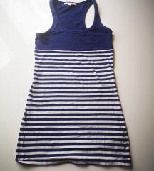 RJEŠAVANJE ZALIHA-Mornarska pamučna haljinica