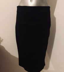 Zara Pencil crna poslovna Suknja Novo