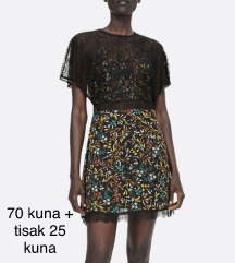Zara haljina novo s etiketom