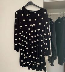 Zara Haljina s izvezenim točkicama