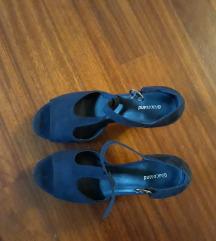 NOVE!!! Plave cipele 39