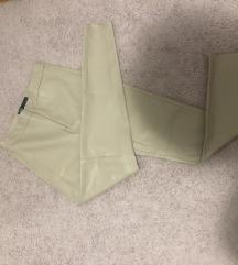 NOVE kožne zara hlače