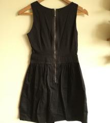 Atmosphere crna skater haljina, 36