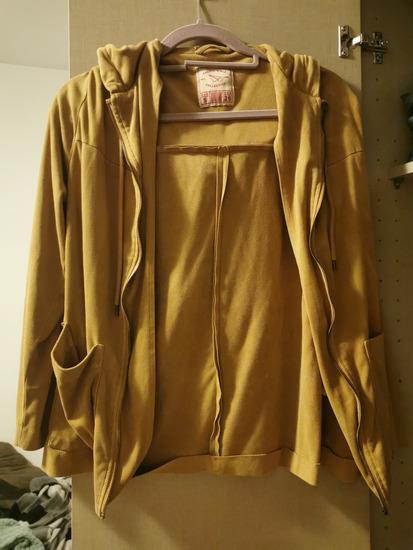 Beige jaknica
