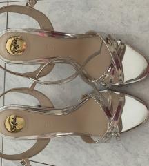 Nove Buffallo srebrne sandale