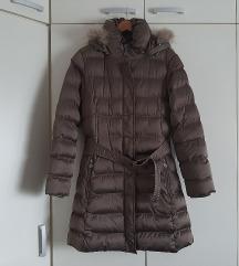 Duža zimska jakna vel 42/44