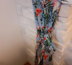Nova Mango midi haljina