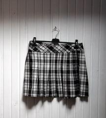 Karirana suknja Lindex