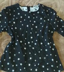 Orsay crno-srebrna košulja na zvjezdice ⭐⭐