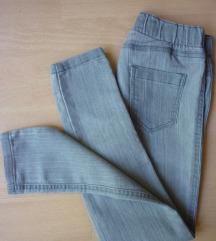 Nove jeans tajice traperice, 7-8 g.
