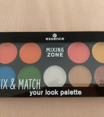 Mix& match paleta