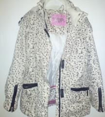 Vodo/vjetro-nepropusna zimska jakna za curice