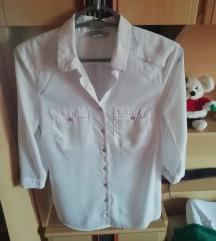H&M bijela košulja