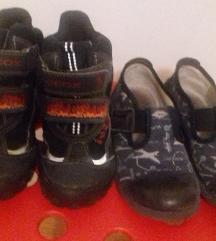 Buce Geox i papuče Froddo 28/29-90 kn