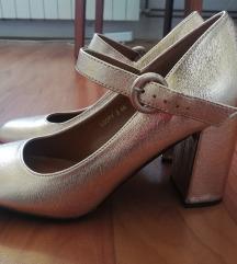 Zlatne mary jane cipele - sniženo!
