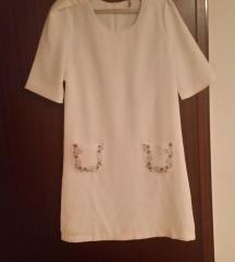 % Bijela haljina