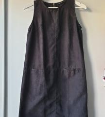 Crna haljina bez rukava Esmara