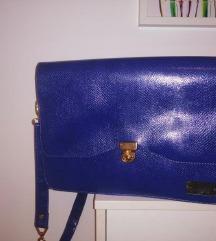 torba nova ručni rad royal plava
