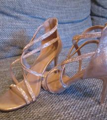 Sandale štikle broj 41