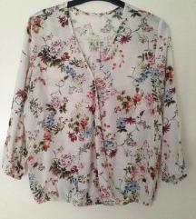 Cvjetna bluza košulja 36, S