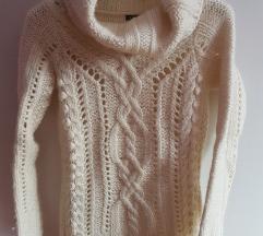 X Nation vuneni pulover